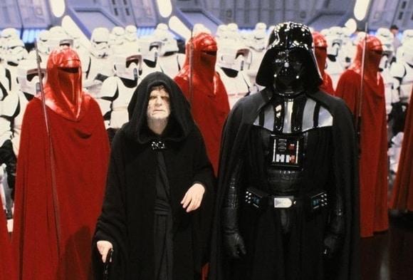 Darth Vader - The Emperor Voice Impressions
